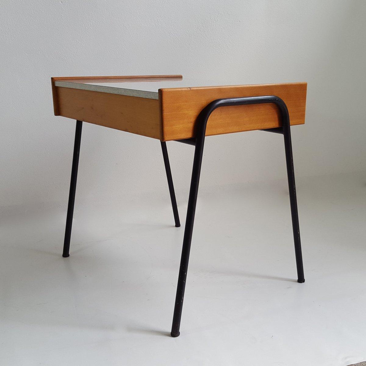 bureau vintage sonacotra par pierre guariche 1956 en vente sur pamono. Black Bedroom Furniture Sets. Home Design Ideas