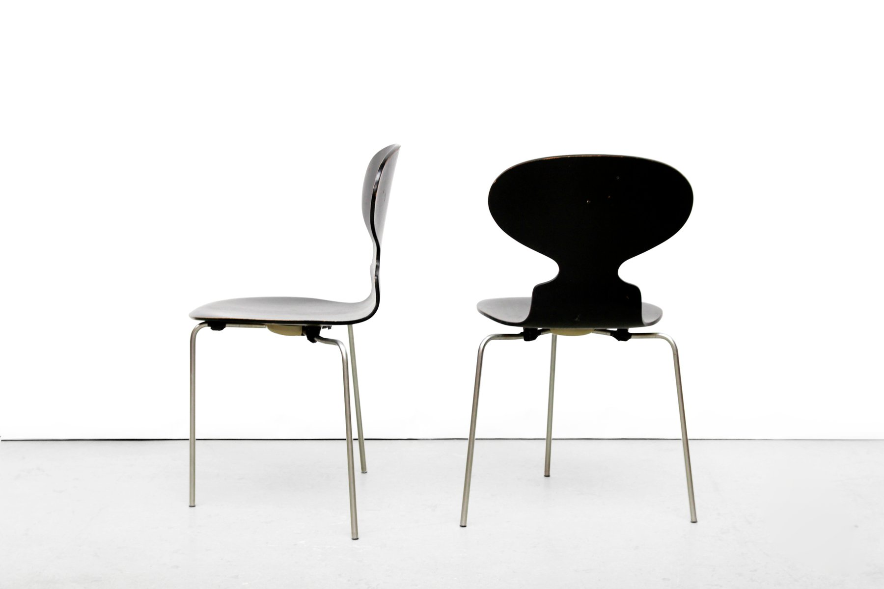 modell fh 3100 ant st hle von arne jacobsen f r fritz hansen 1969 6er set bei pamono kaufen. Black Bedroom Furniture Sets. Home Design Ideas