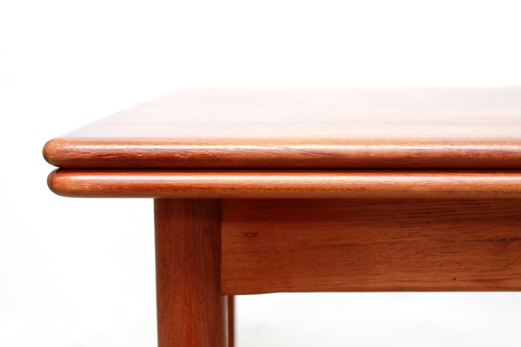 Danish Modern Dining Table Danish Modern Extendable Teak Dining Table 1960s For Sale At Pamono