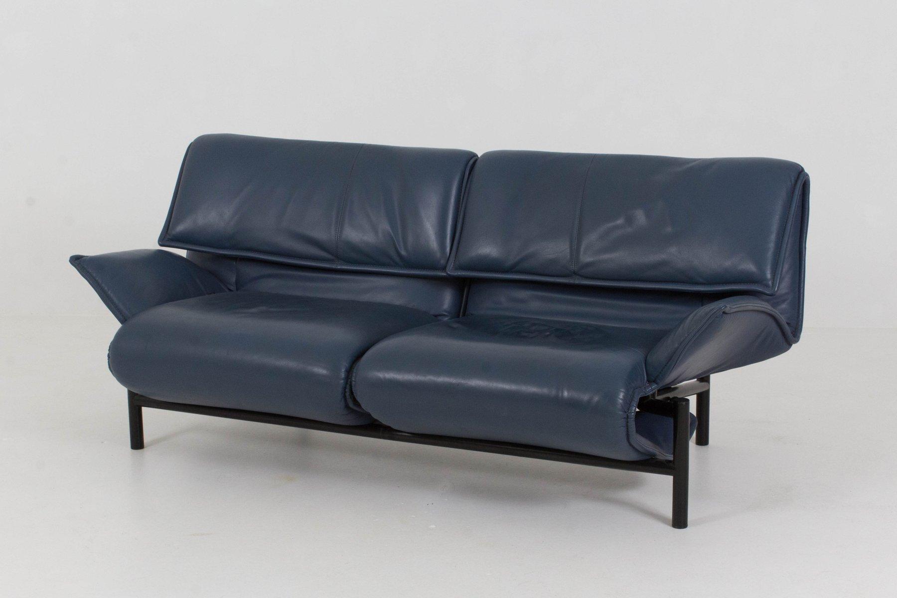 Model veranda two seater sofa by vico magistretti for for Sofa 8 cassina