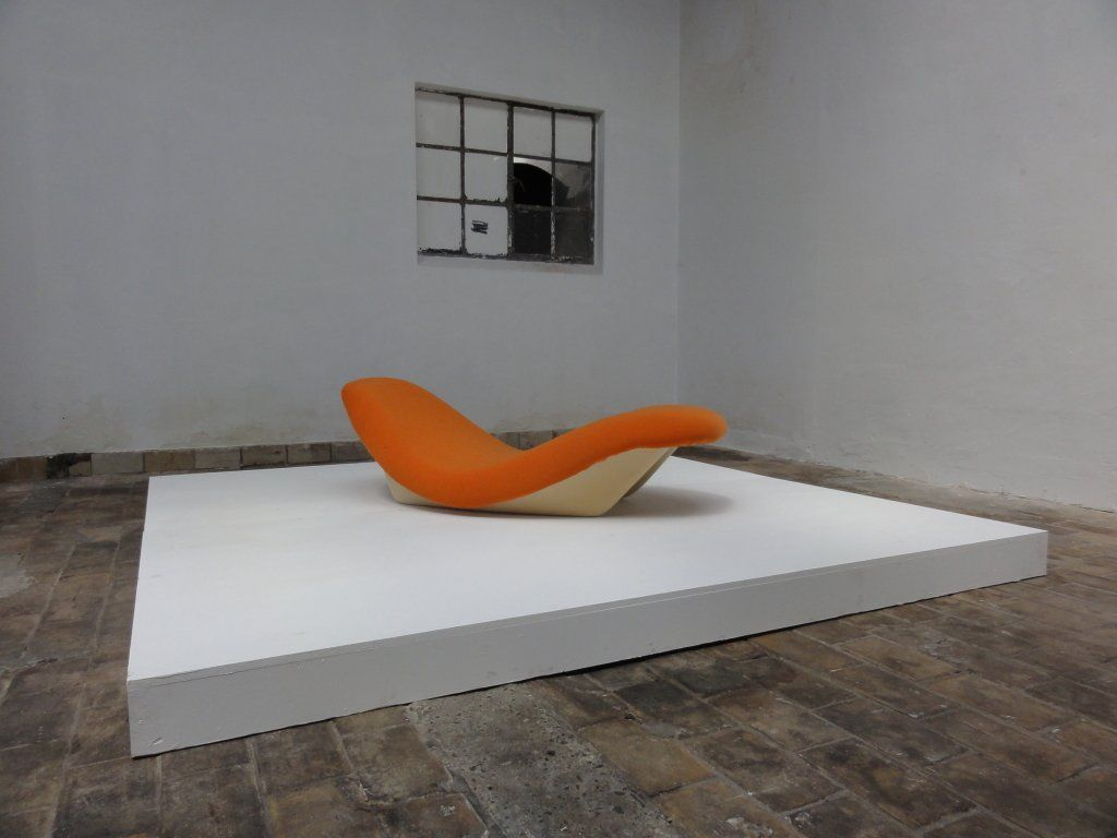 Sadima chaise longue by luigi colani for basf 1970 for for Chaise longue for sale ireland