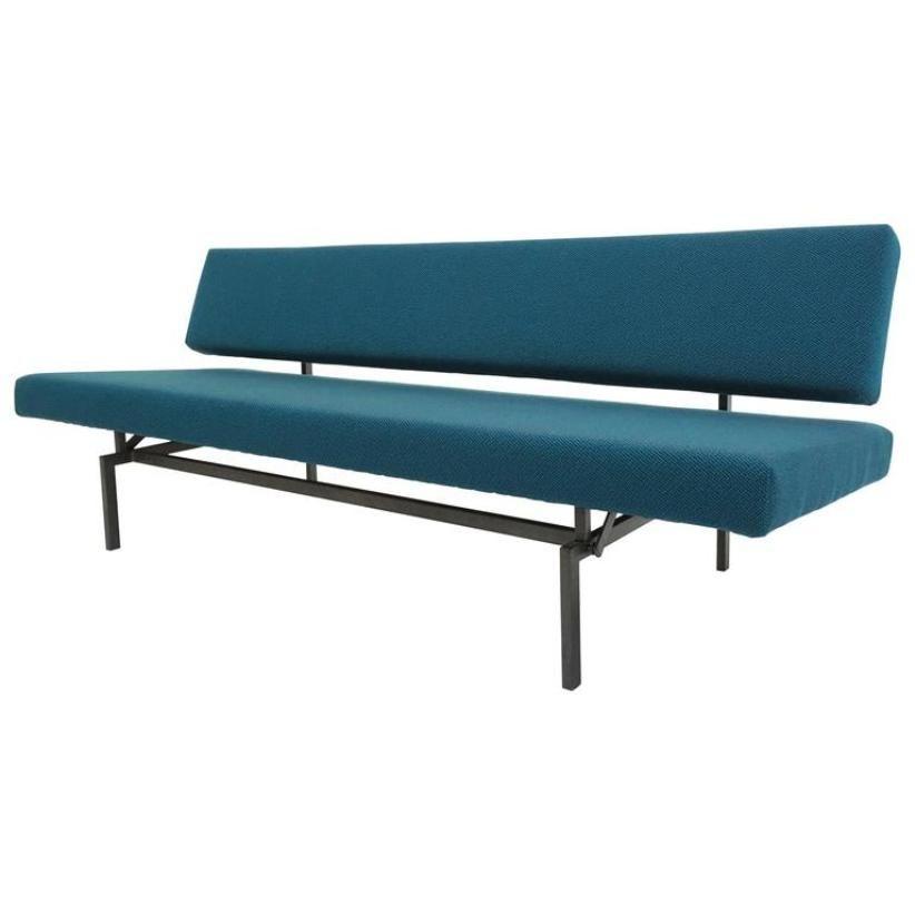 Sofa bed from gijs van der sluis 1960s for sale at pamono - Sofa van de hoek uitstekende ...