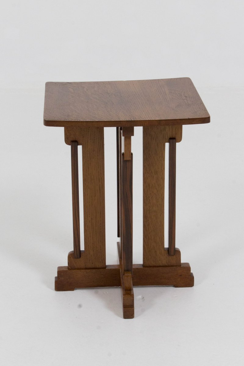 Art deco hague school occasional table by p e l izeren - L art de table ...