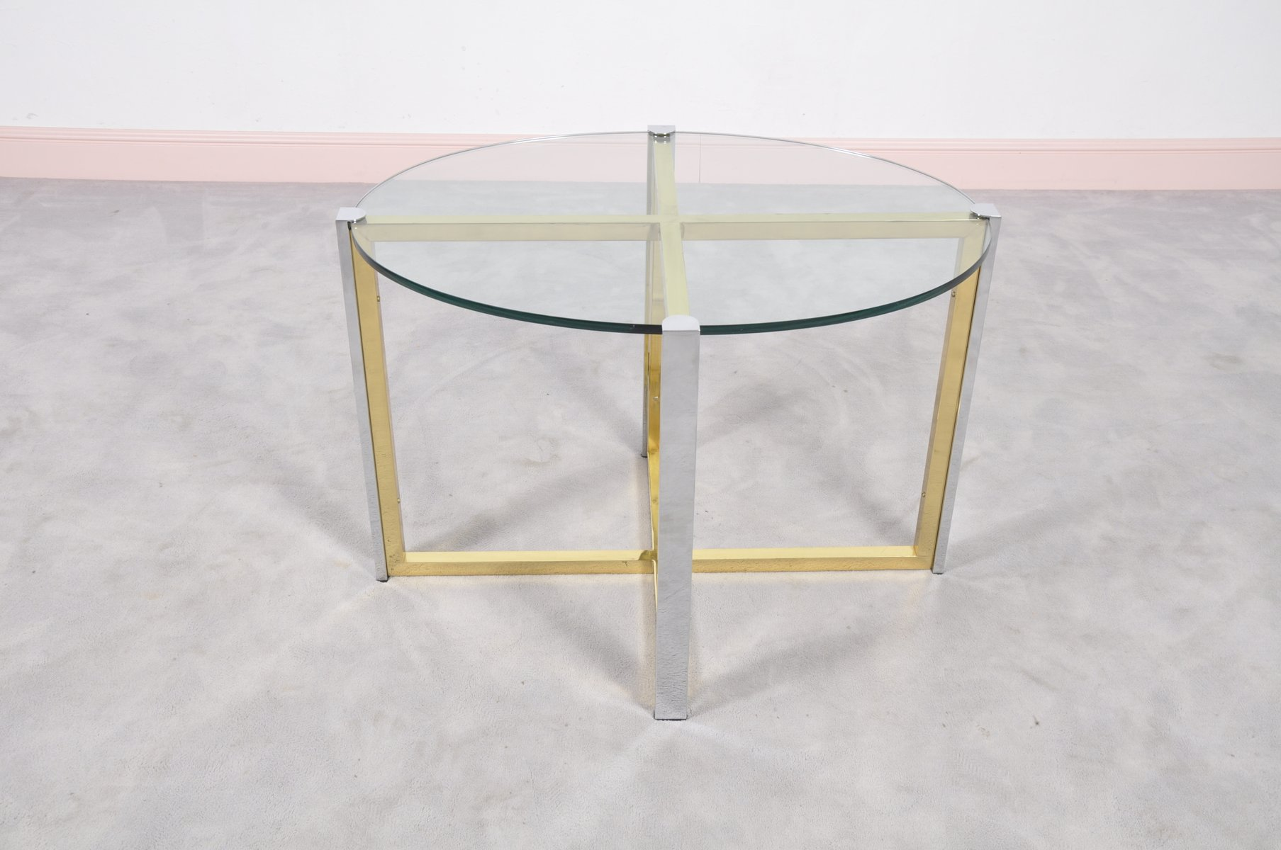 X Base Coffee Table 1960s For Sale At Pamono