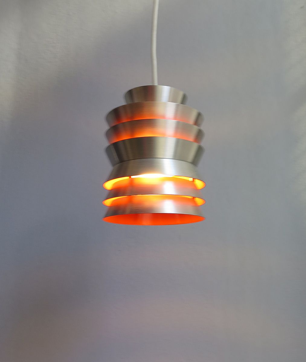 Mid century layered suspension lamp for sale at pamono for Suspension 4 lampes