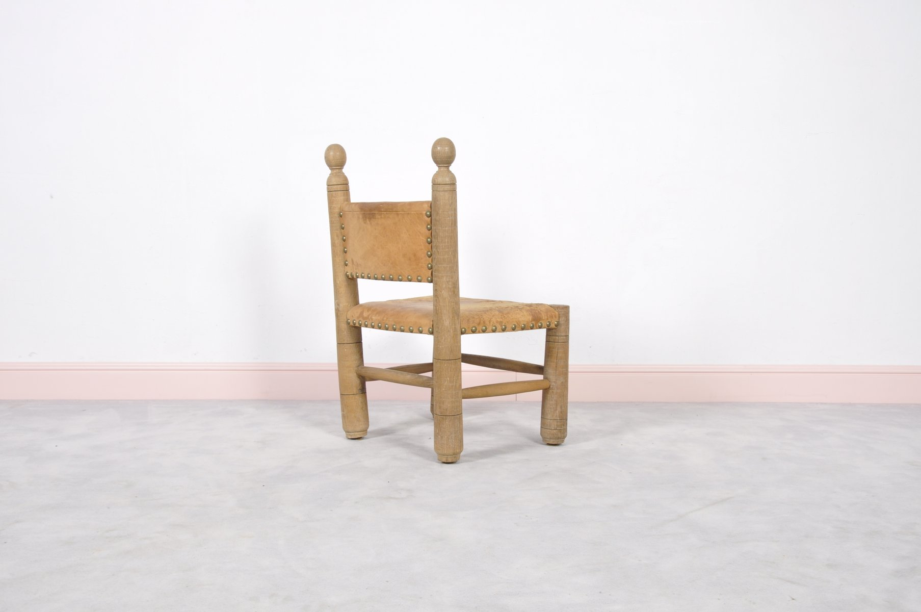 Vintage Louisiana Ladder Back Child s Chair for sale at Pamono