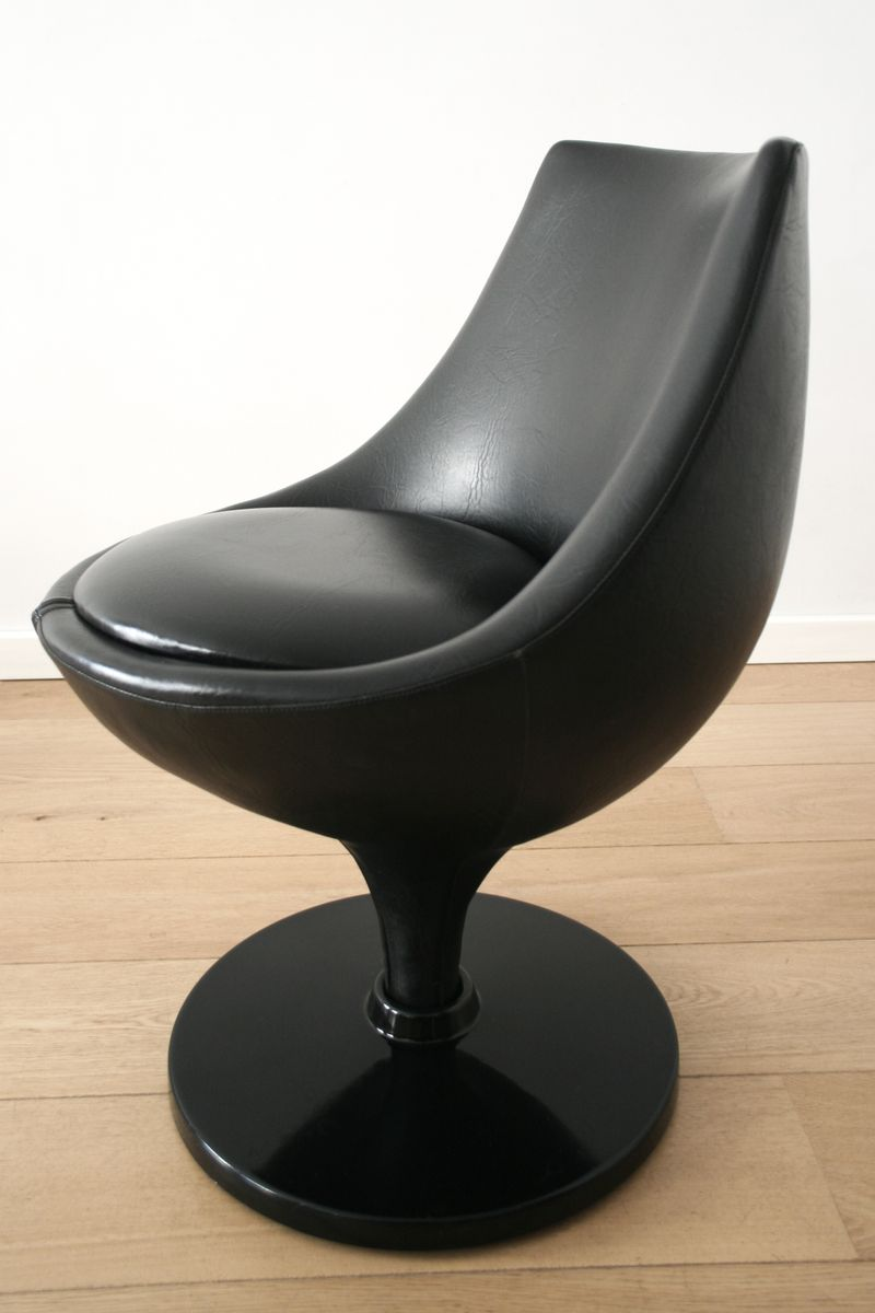 Space Age Furniture Space Age Swivel Polaris Chair By Pierre Guariche For Meurop For