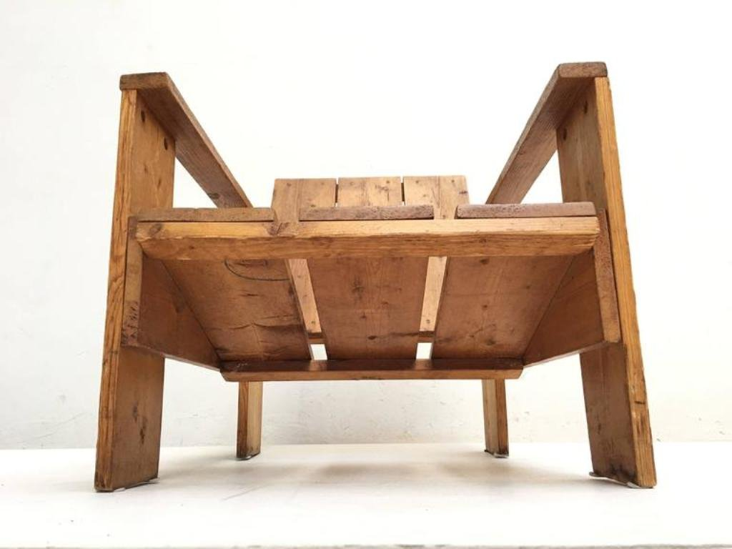 Gerrit rietveld chair for sale - Gerrit Rietveld Chair For Sale 24