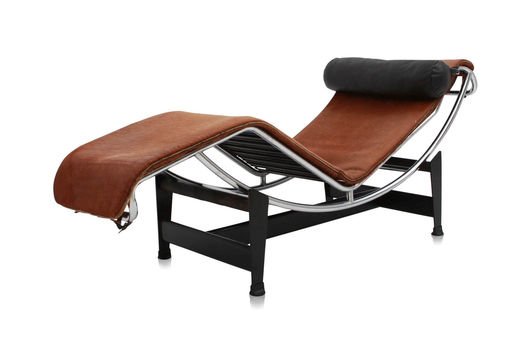 lc4 pony lounge chair by le corbusier for cassina 1960s for sale at pamono. Black Bedroom Furniture Sets. Home Design Ideas