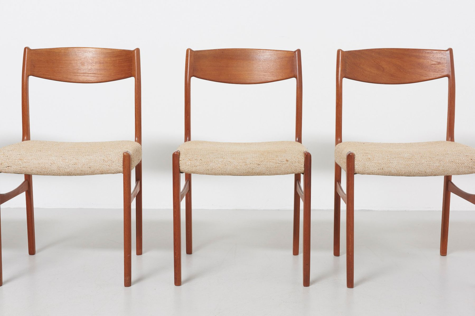 Mid-Century Dining Chairs from Glyngre, 1960s, Set of 4