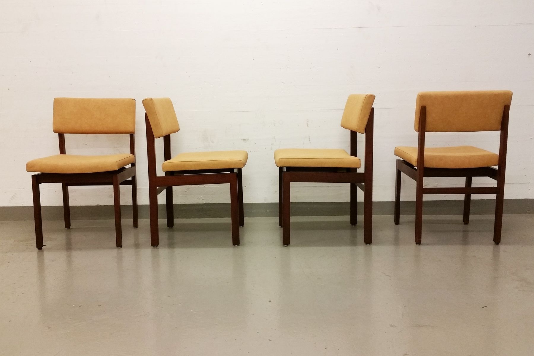Dining Chairs 1960s Set Of 8 For Sale At Pamono