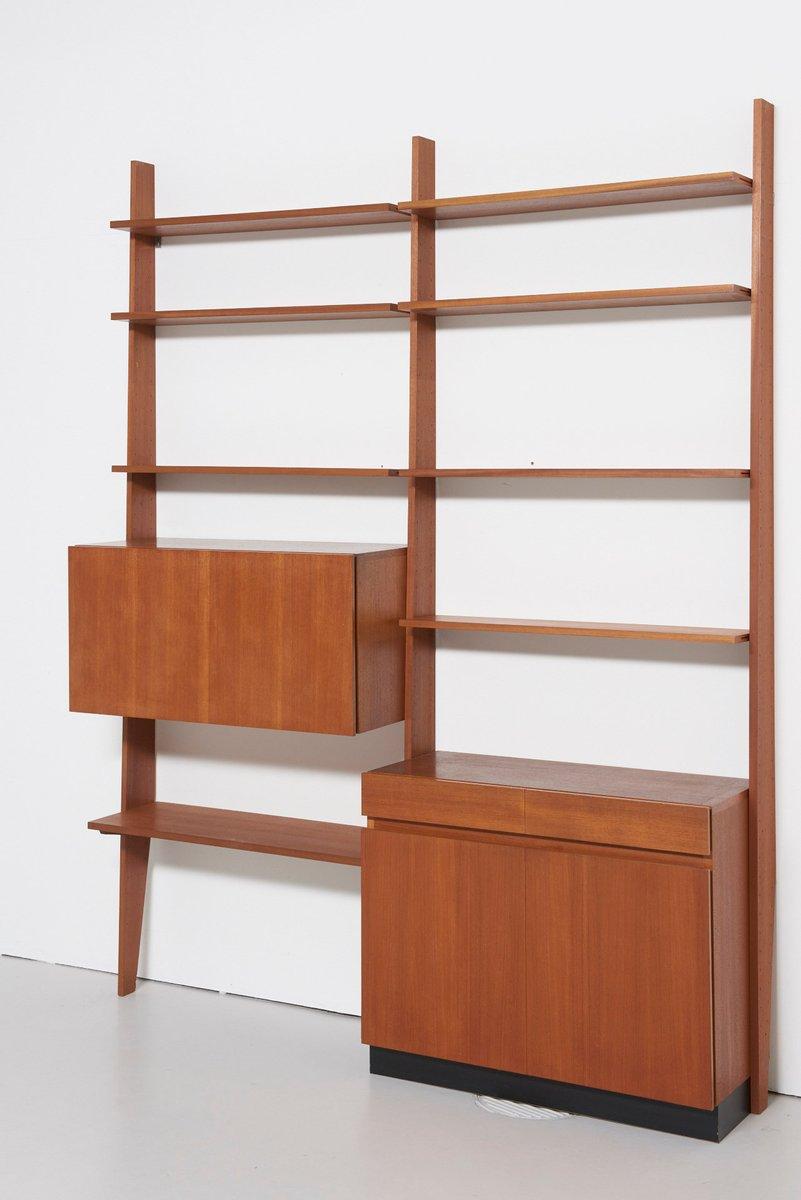 mid century regalsystem von dieter w ckerlin berlin f r behr 1960er bei pamono kaufen. Black Bedroom Furniture Sets. Home Design Ideas