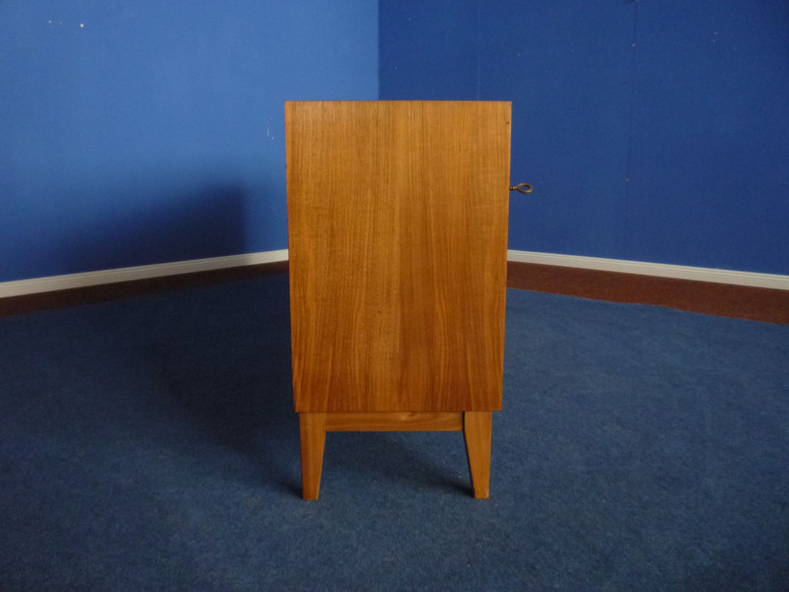enfilade mid century par georg satink pour wk m bel 1950s en vente sur pamono. Black Bedroom Furniture Sets. Home Design Ideas