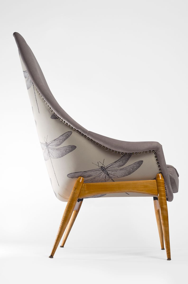 Dragonfly Armchair 1960s For Sale At Pamono