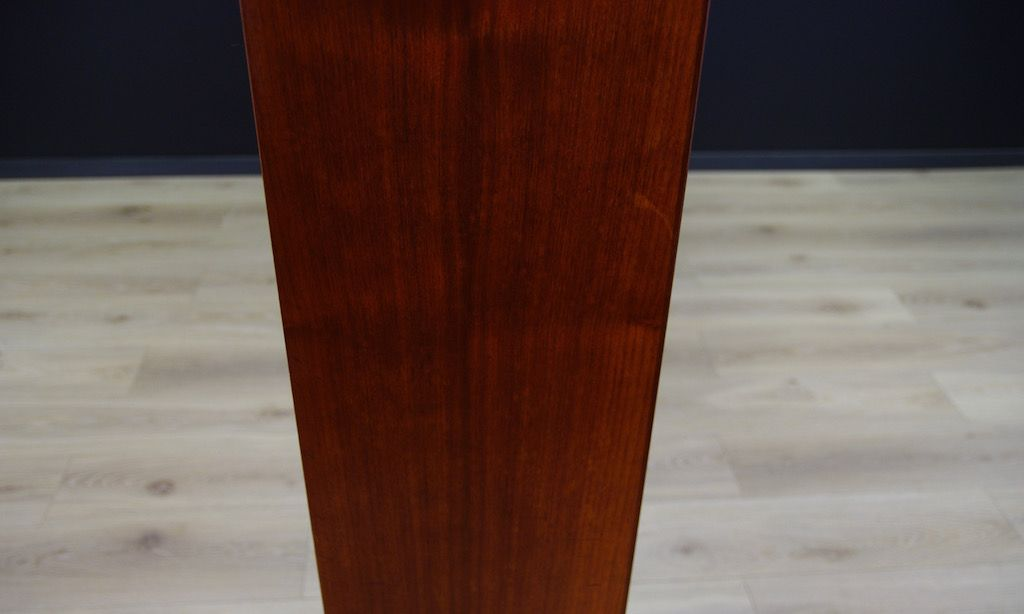 Skandinavisches Teak Highboard Mit Barfach 1970er Bei