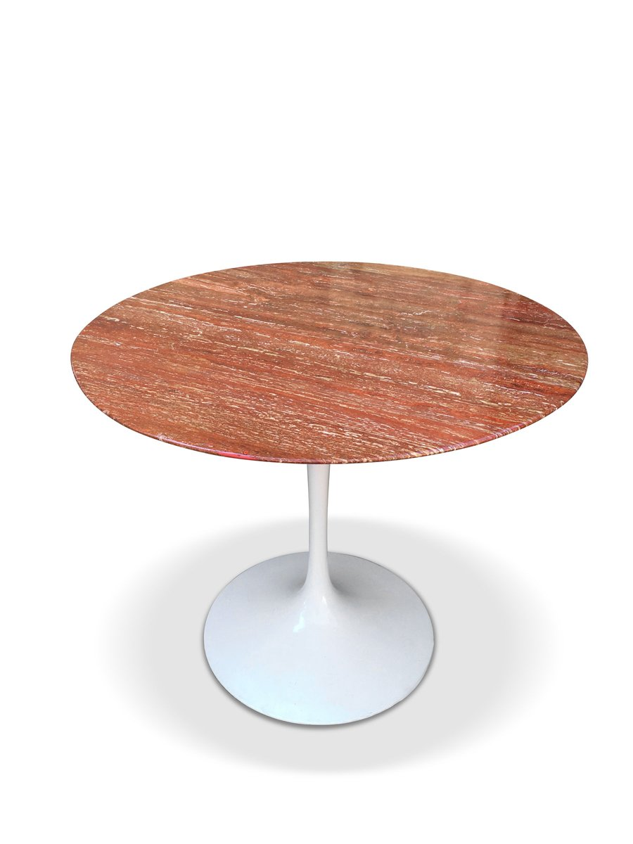 vintage dining table by eero saarinen for knoll for sale at pamono - vintage dining table by eero saarinen for knoll