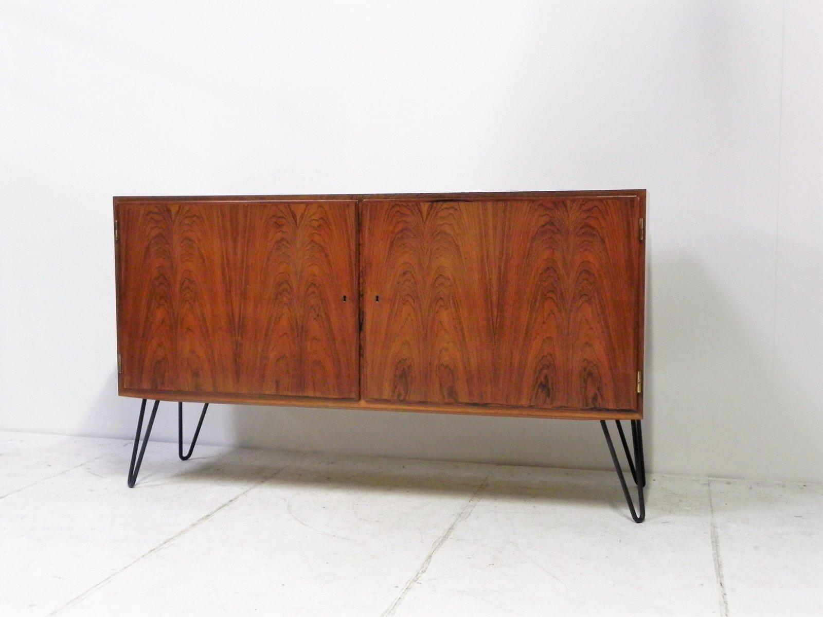 Buffet Vintage en Palissandre par Poul Hundevad pour Hundevad & Co