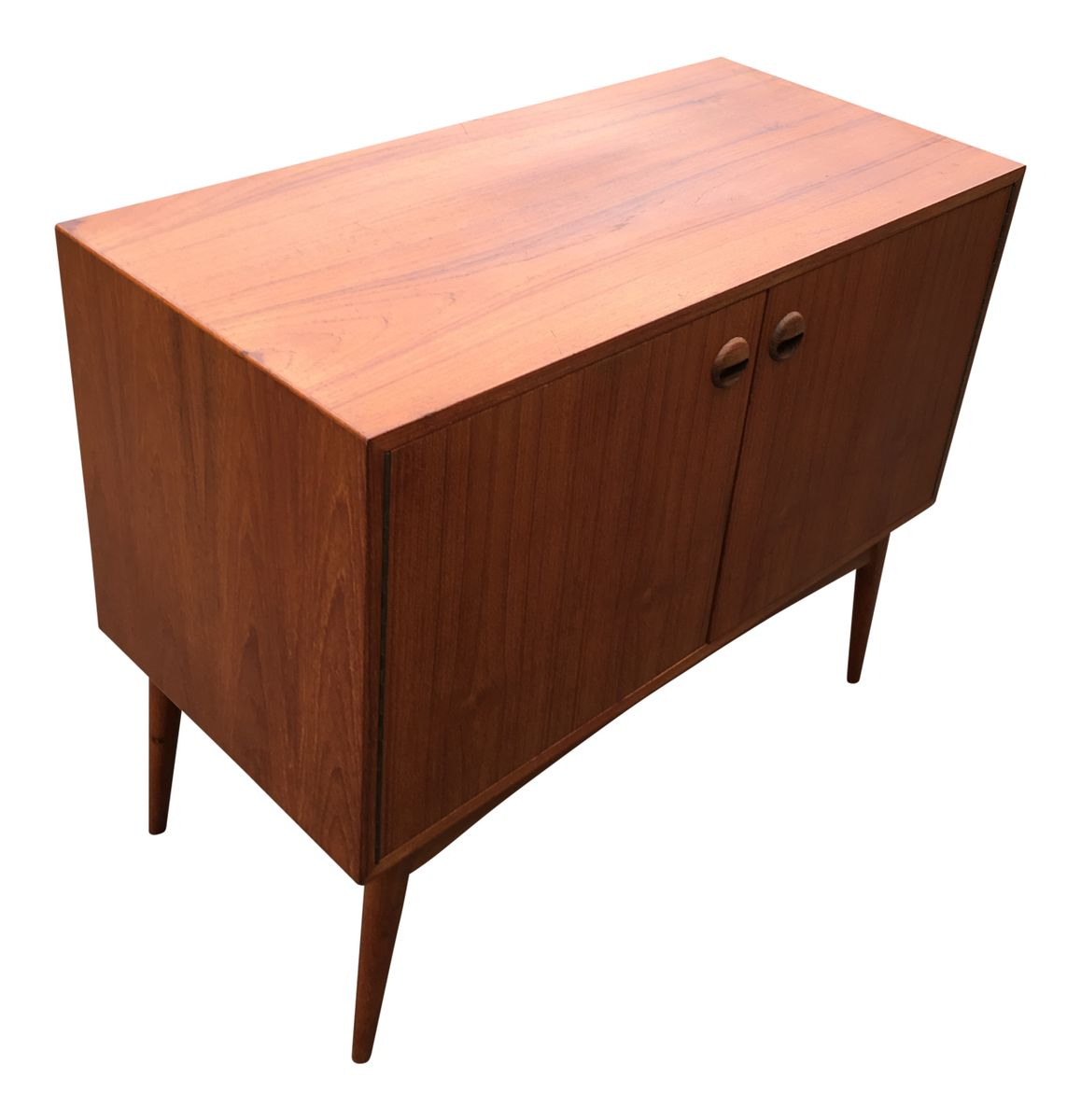 Vintage Teak Cabinet With Drawers For Sale At Pamono