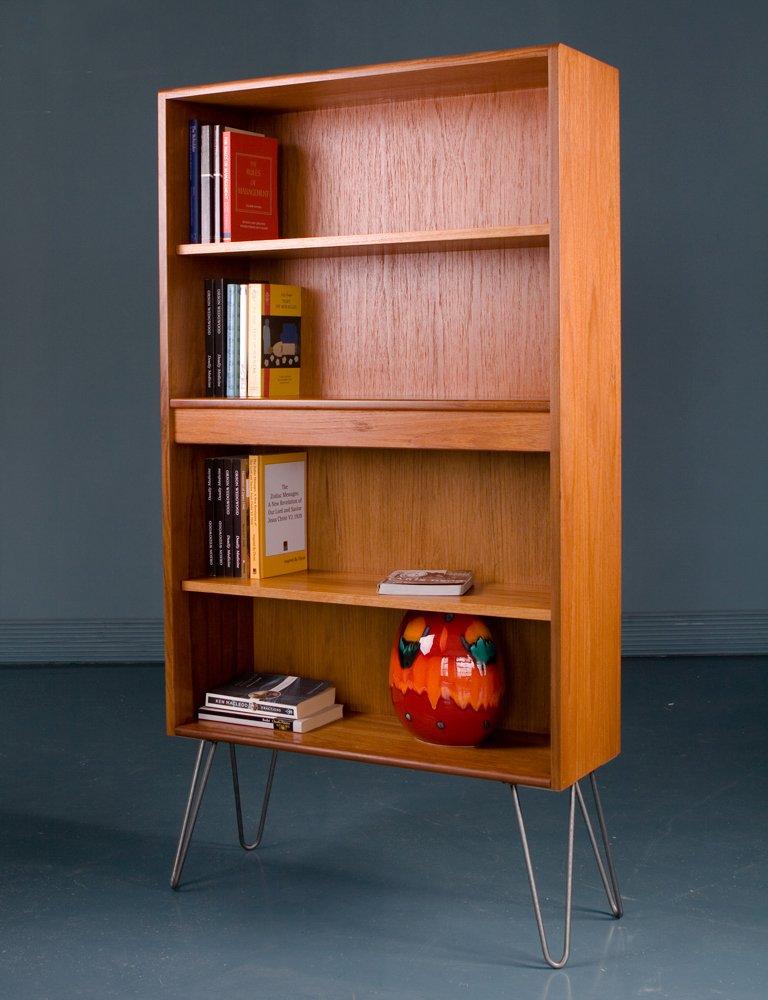 Biblioth que vintage en teck de g plan en vente sur pamono - Bibliotheque en teck ...