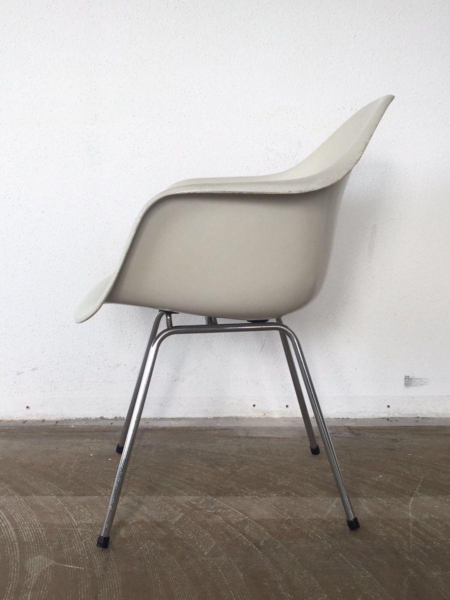 fauteuils dax en fibre de verre avec base 4 pieds par