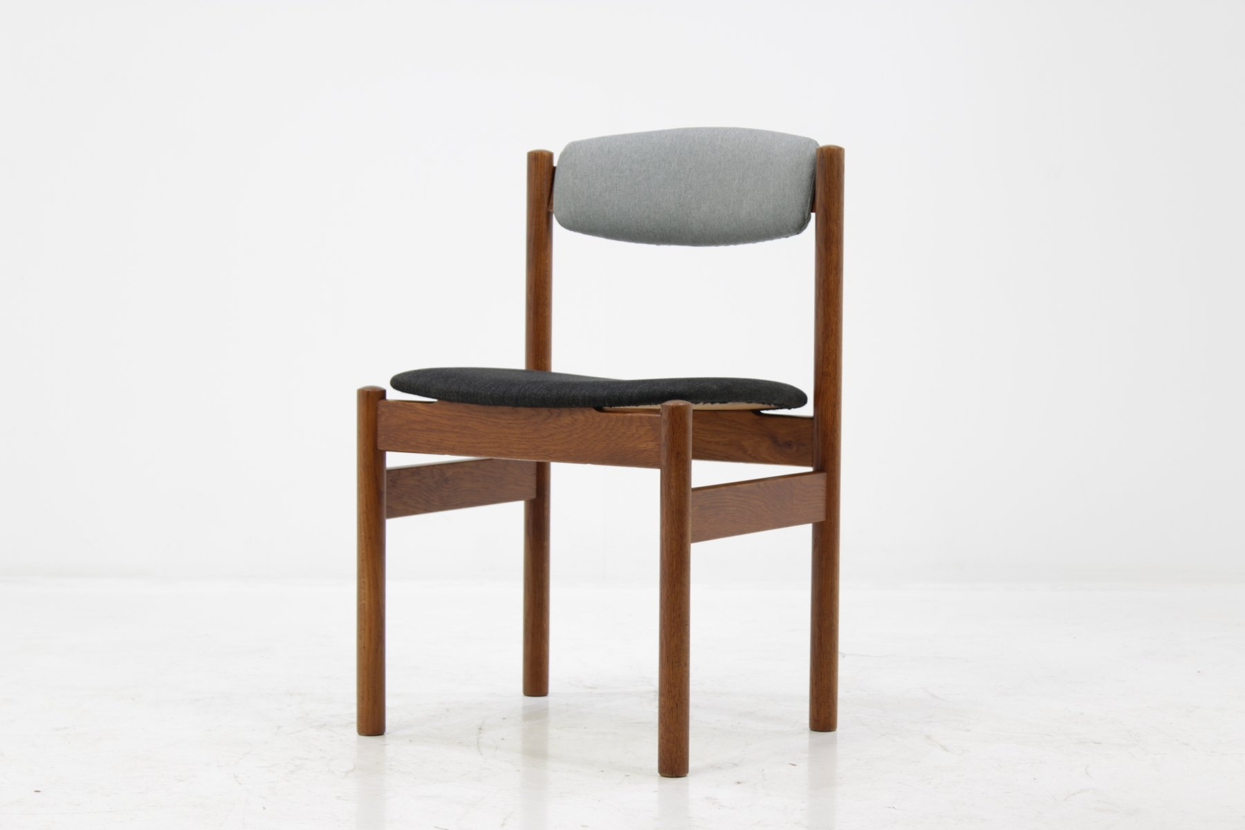 Danish Oak Dining Chairs from FDB M¸bler 1960s Set of 4 for sale