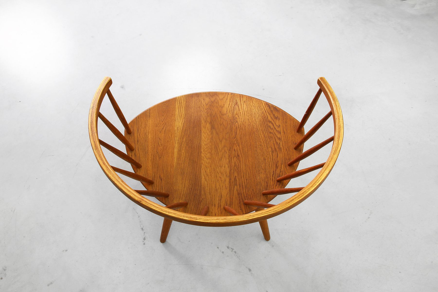Mid Century Arka Lounge Chair by Yngve Ekstrom for Stolab for sale at Pamono