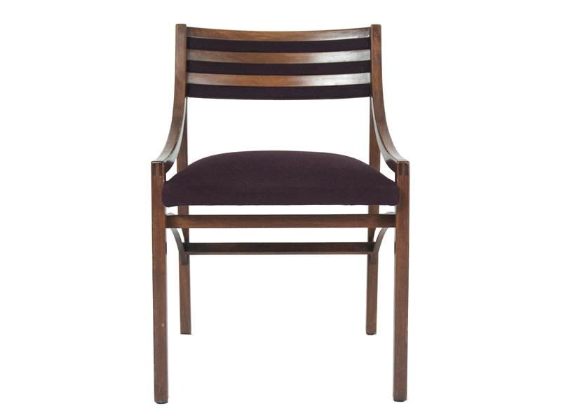 Italian Walnut and Fabric Dining Chairs by Ico Parisi for  : italian walnut and fabric dining chairs by ico parisi for brugnoli 1959 set of 4 3 from www.pamono.com size 800 x 600 jpeg 19kB