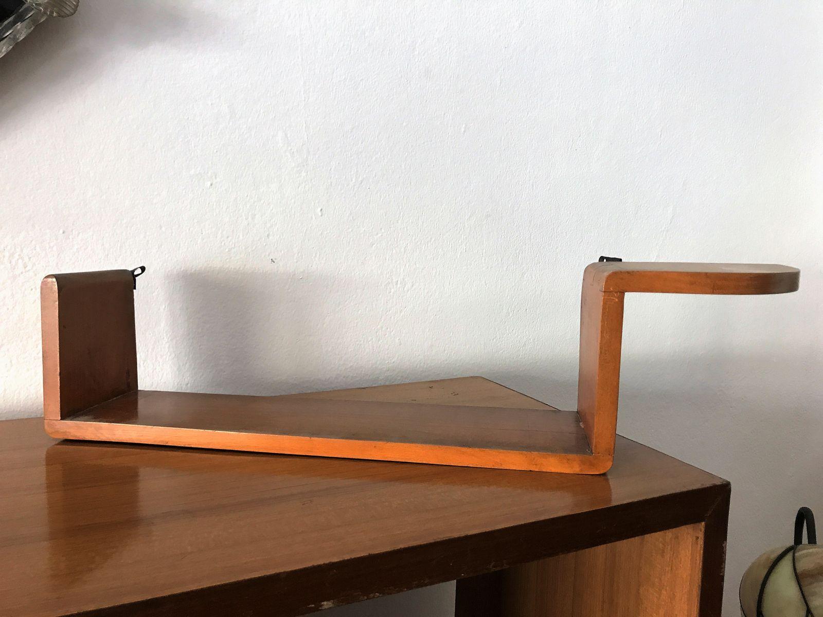 modernes d nisches teak b cherregal 1960er bei pamono kaufen. Black Bedroom Furniture Sets. Home Design Ideas