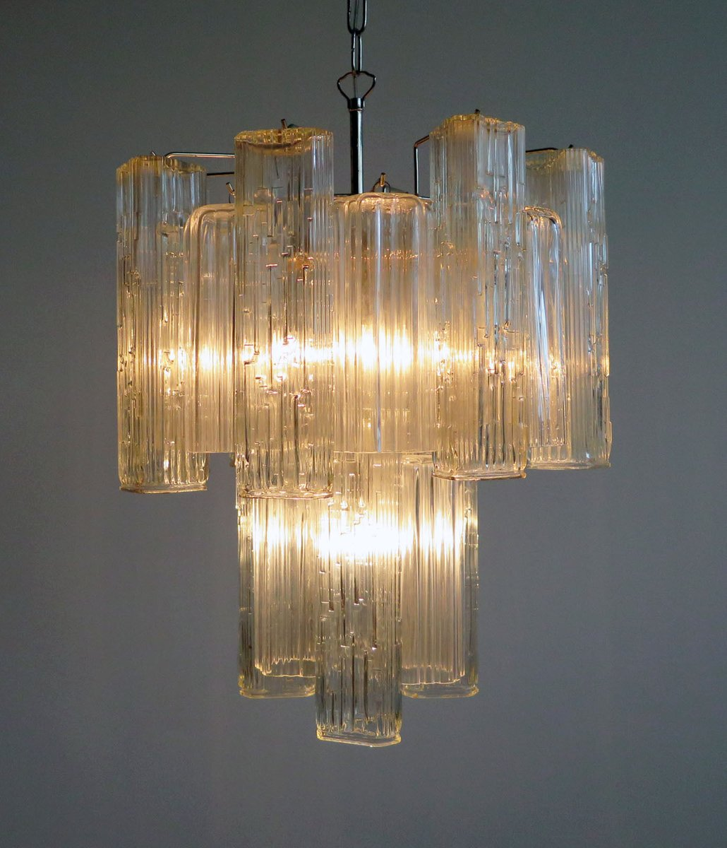 Vintage Murano Glass Chandelier From Murano For Sale At Pamono