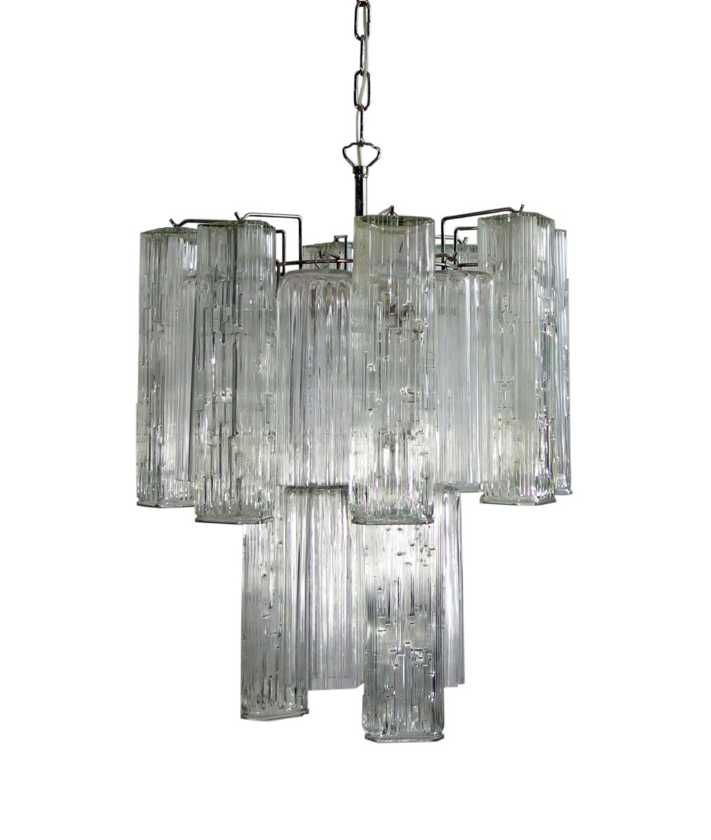 Vintage murano glass chandelier from murano for sale at pamono arubaitofo Images
