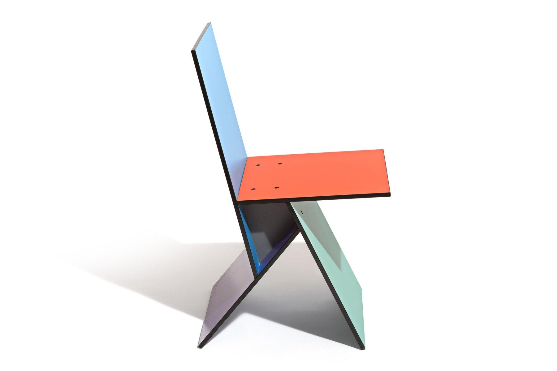 vilbert stuhl von verner panton f r ikea 1990er bei. Black Bedroom Furniture Sets. Home Design Ideas