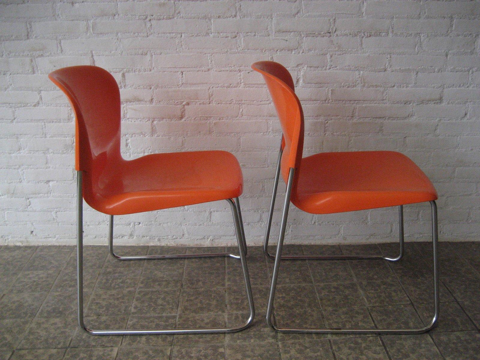 swing st hle von gerd lange f r drabert 2er set bei. Black Bedroom Furniture Sets. Home Design Ideas