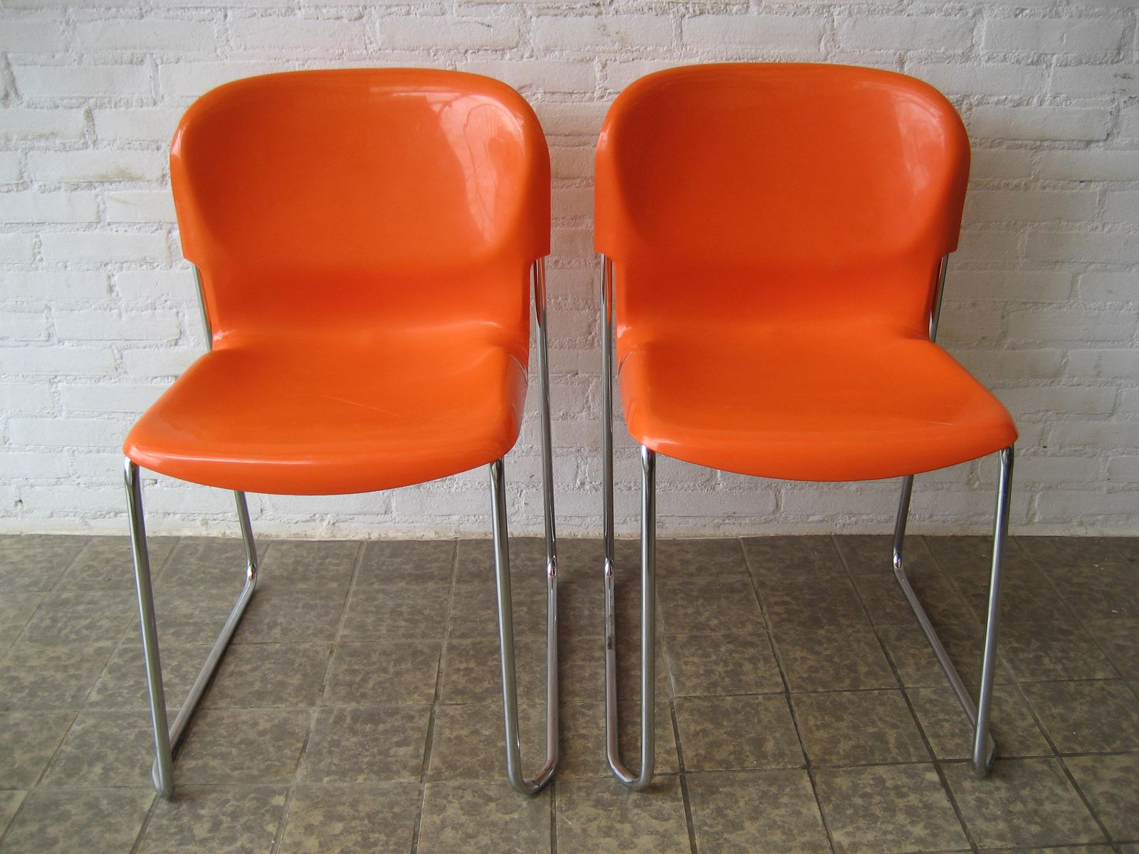 Swing Chairs by Gerd Lange for Drabertï ¿ Set of 2 for sale at Pamono