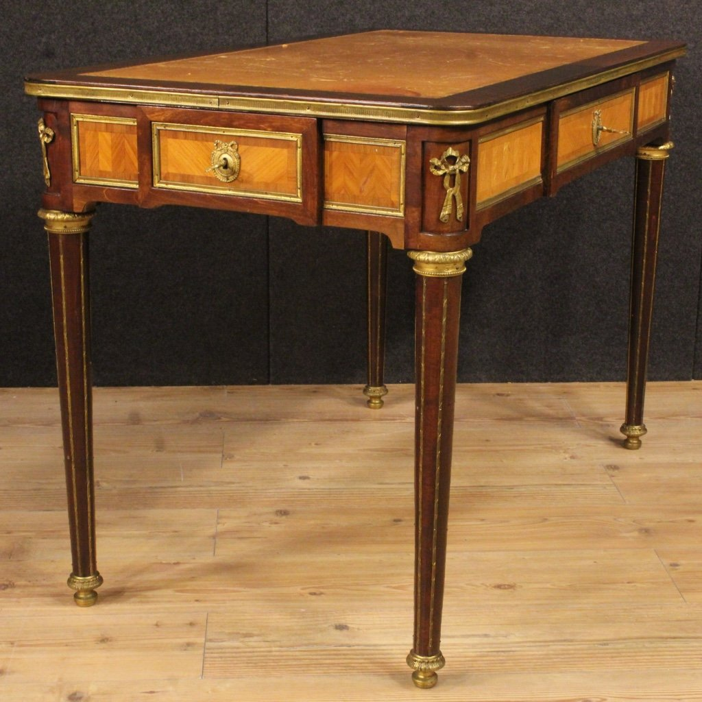 french writing desk Explore wide range of french writing desk, shabby chic office tables in unique designs and ideas call us at 0800 133 7828 to book your orders.