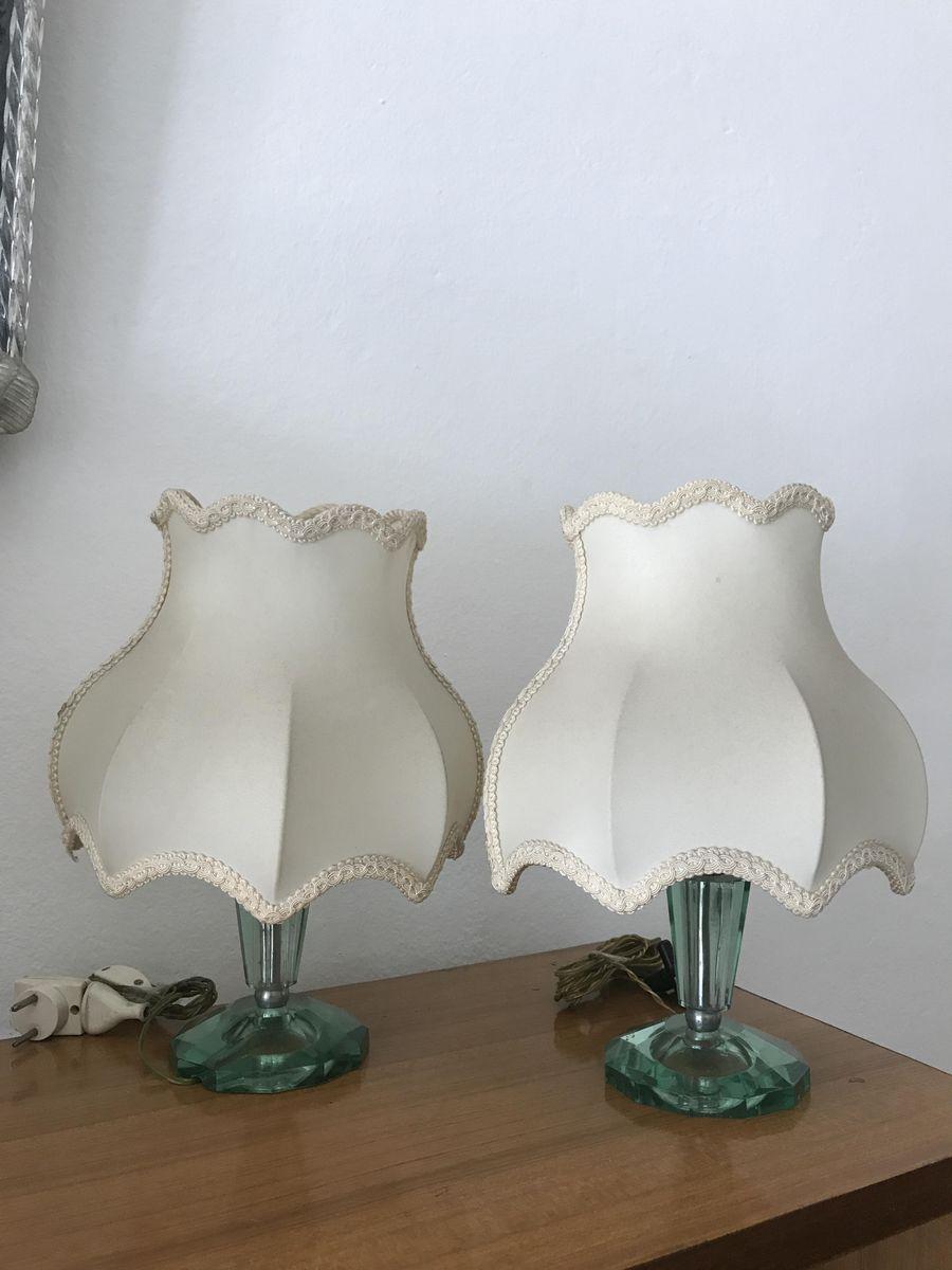schlafzimmer lampen 1960er 2er set bei pamono kaufen. Black Bedroom Furniture Sets. Home Design Ideas