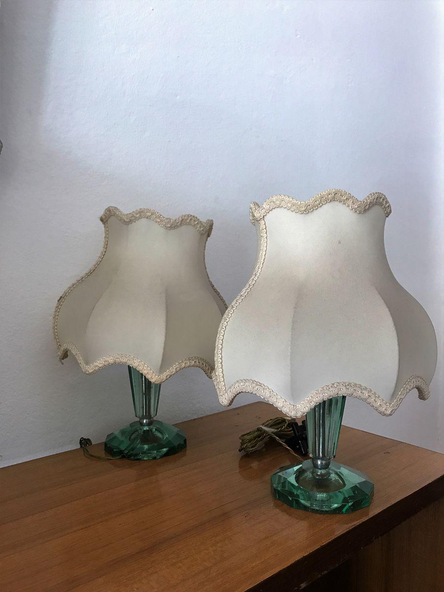 Schlafzimmer lampen 1960er 2er set bei pamono kaufen for Lampen niederlande