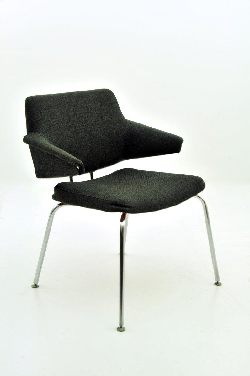 esszimmerst hle mit niedrigen armlehnen von duba 1970er 6er set bei pamono kaufen. Black Bedroom Furniture Sets. Home Design Ideas