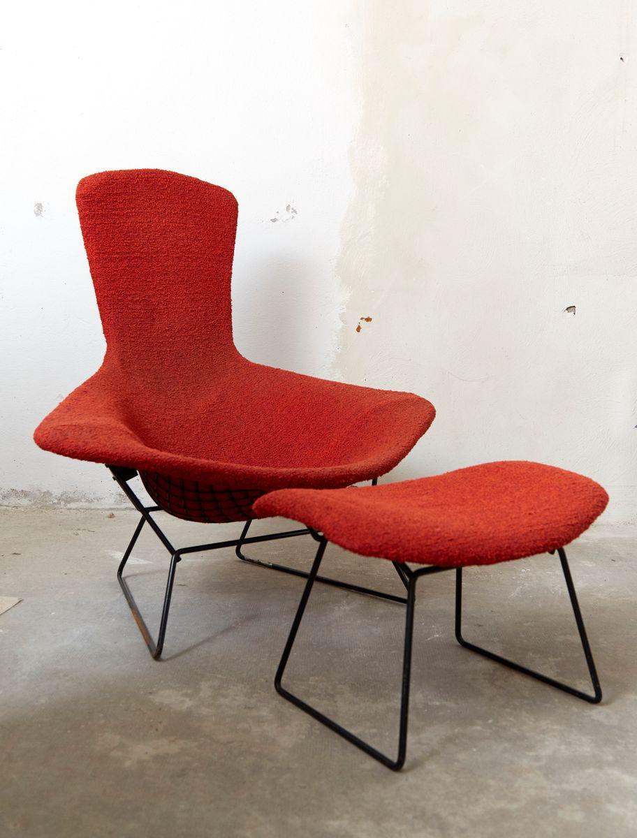 Vintage Bertoia Chair – Bertoia Bird Chair Cover