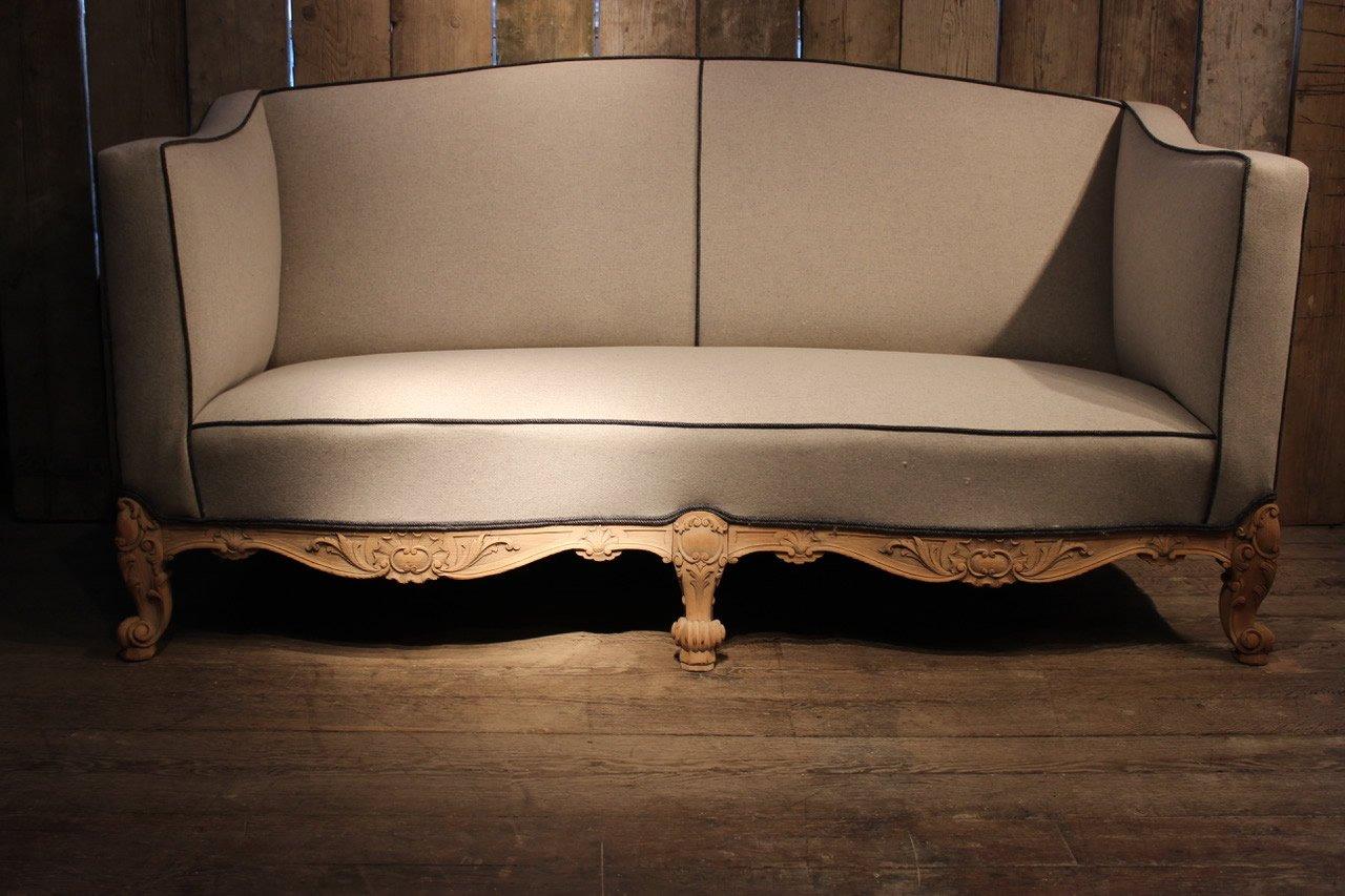 Franz Sisches Landhaus Sofa 1900er Bei Pamono Kaufen