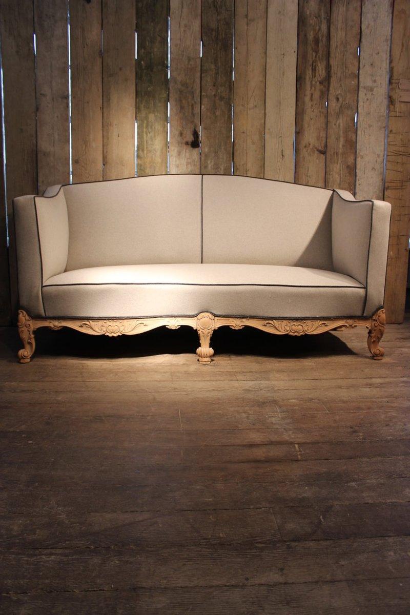 franz sisches landhaus sofa 1900er bei pamono kaufen. Black Bedroom Furniture Sets. Home Design Ideas