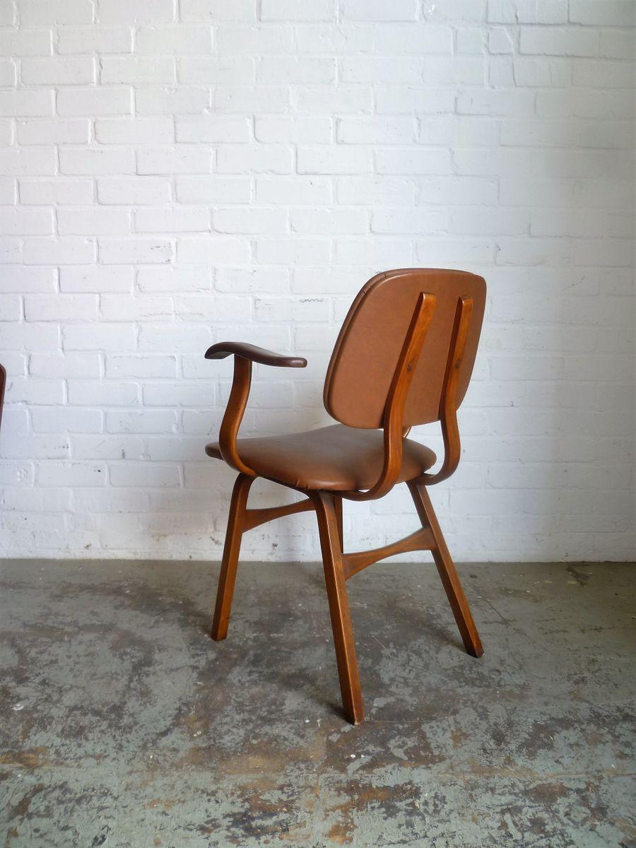 Chaise de salle manger en teck ska 1960s en vente for Salle a manger annee 1960