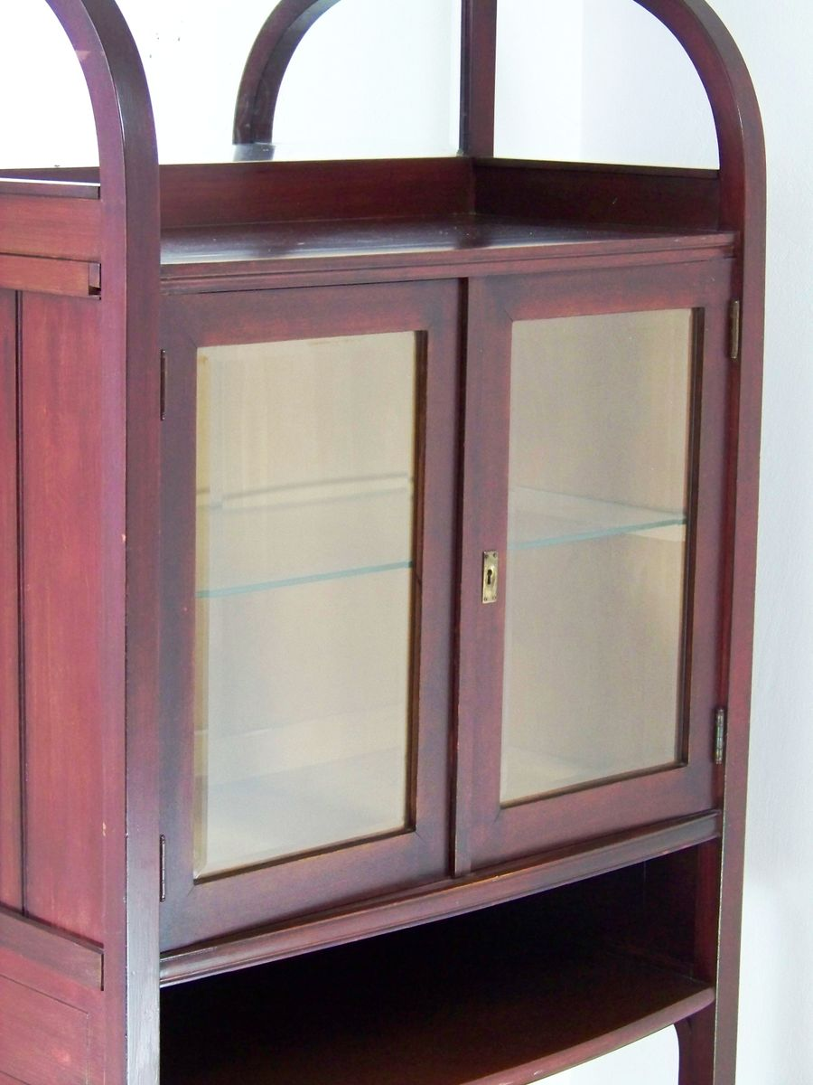 No 3 Viennese Secession Cabinet From Gebr 252 Der Thonet