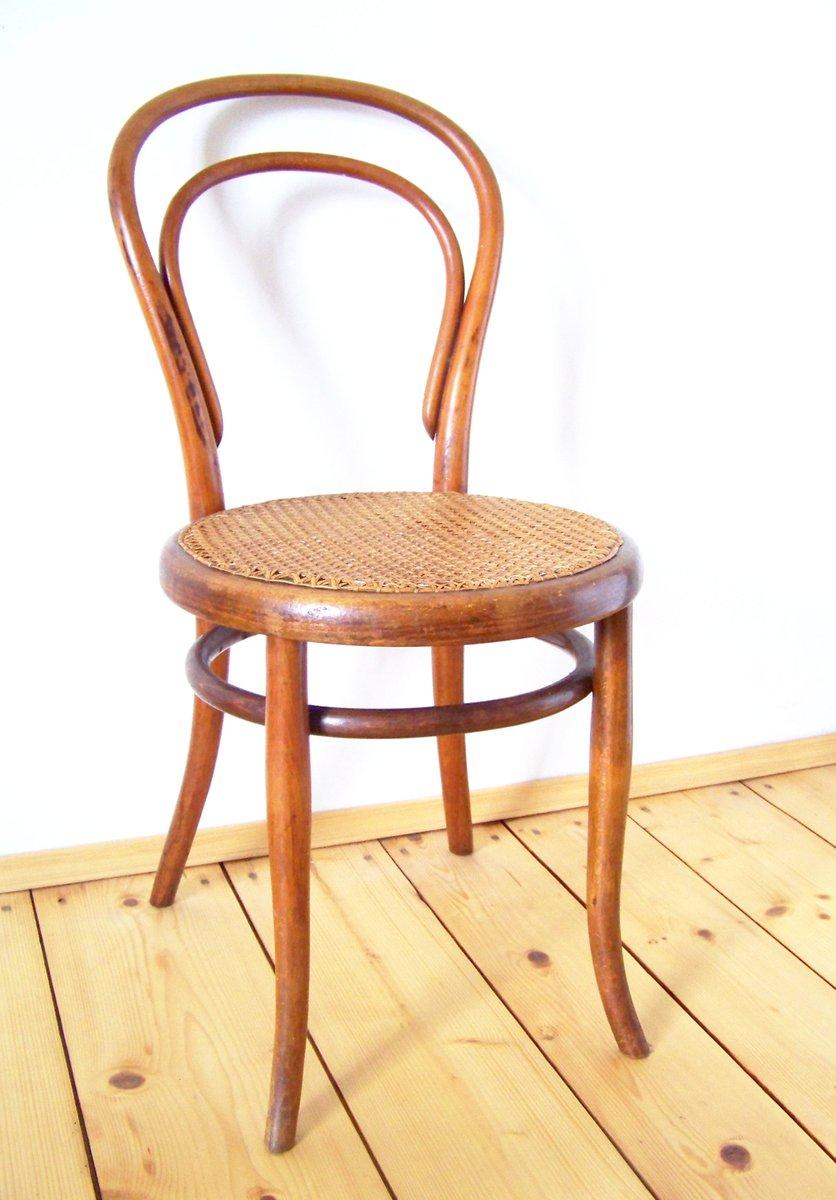 No 14 Viennese Chair From Gebr 252 Der Thonet 1870s For Sale