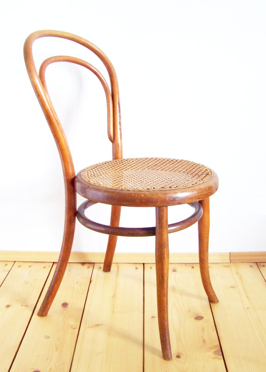 No 14 Viennese Chair From Gebr Der Thonet 1870s For Sale At Pamono