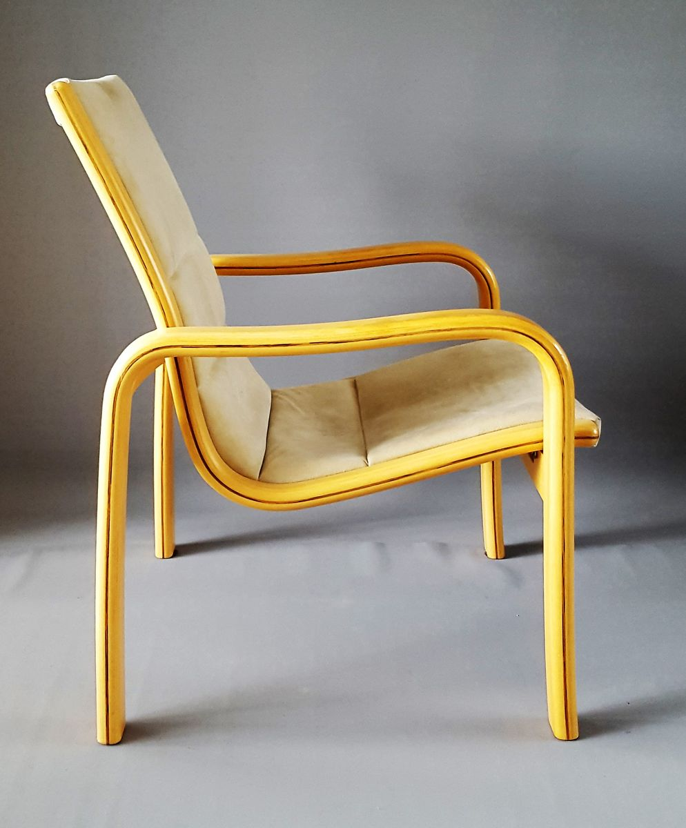 Vintage Melano Chair by Yngve Ekström for Swedese for sale at Pamono