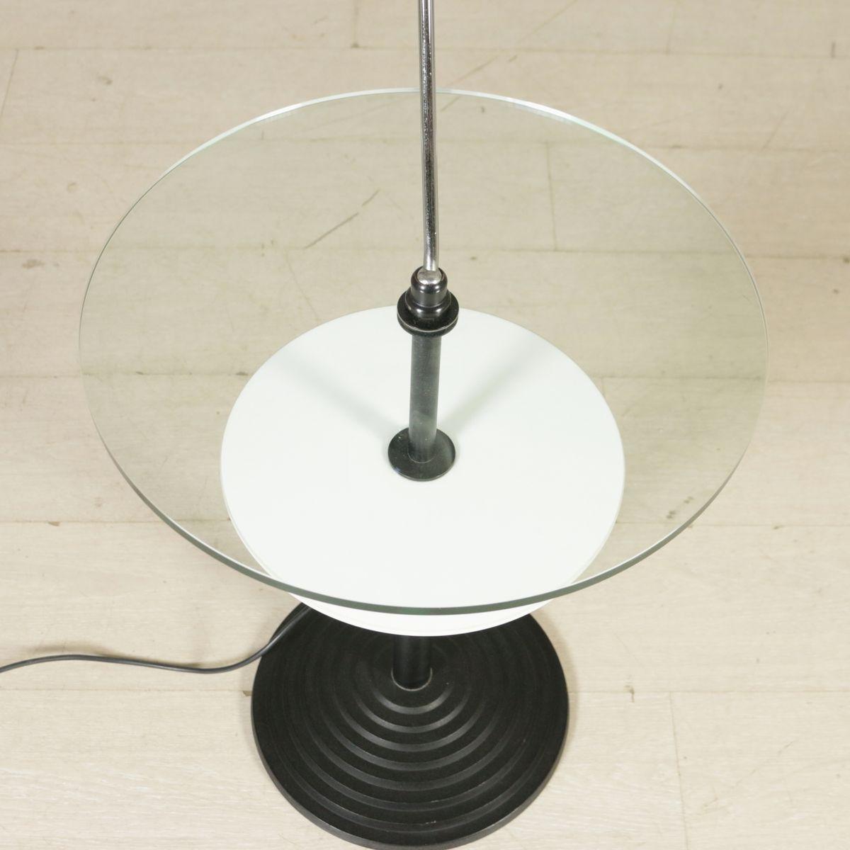 modell altair 2755 stehlampe mit ablage von daniela puppa. Black Bedroom Furniture Sets. Home Design Ideas