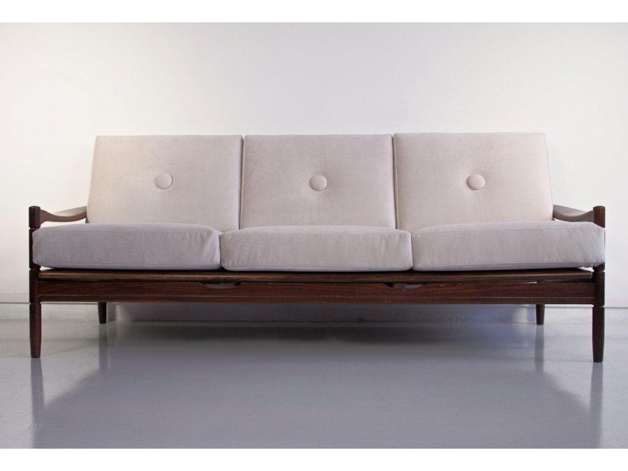 Mid century scandinavian modern sofa for sale at pamono for Mid century modern sofa for sale