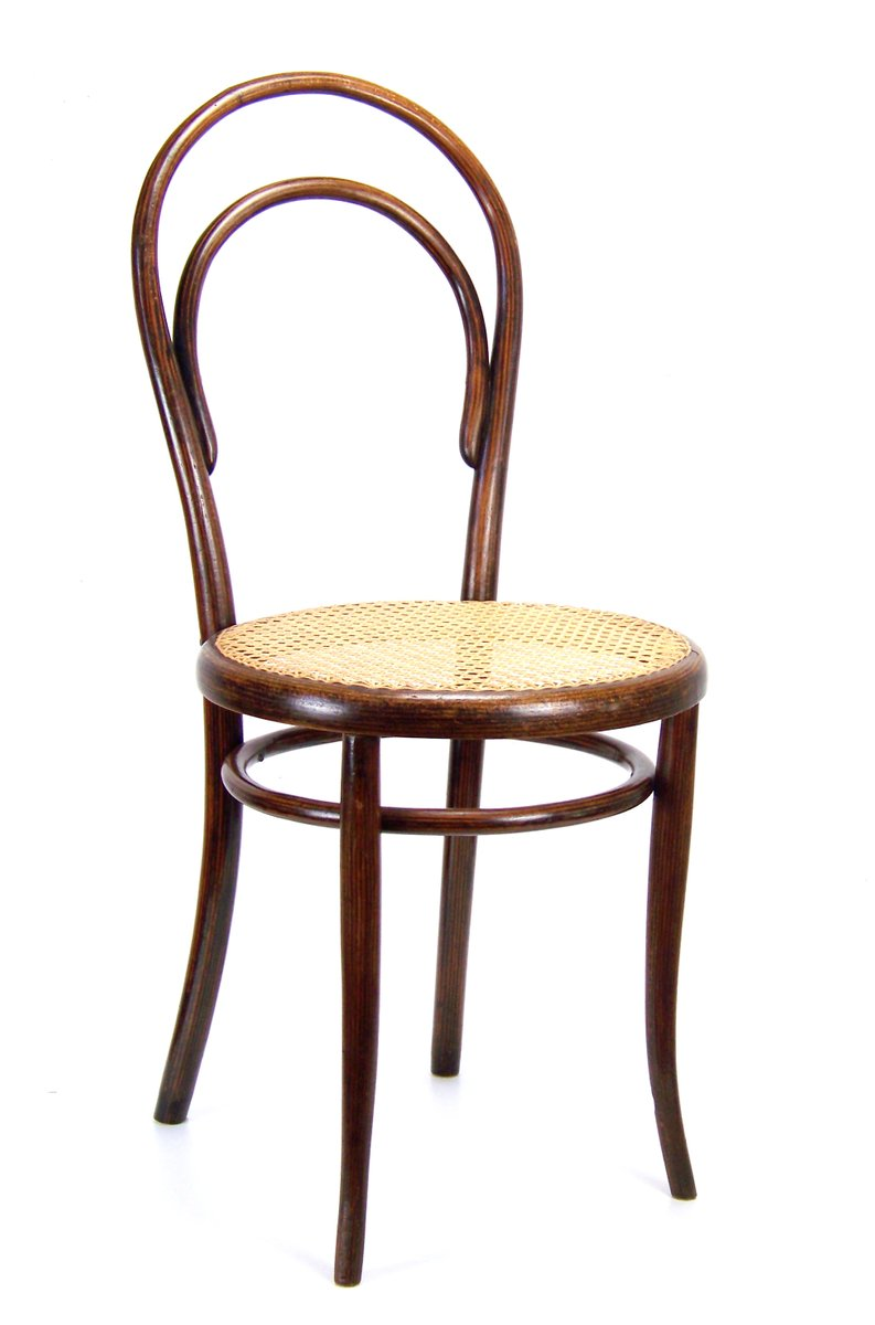 no. 14 viennese chair from gebrüder thonet, 1860s for sale at pamono