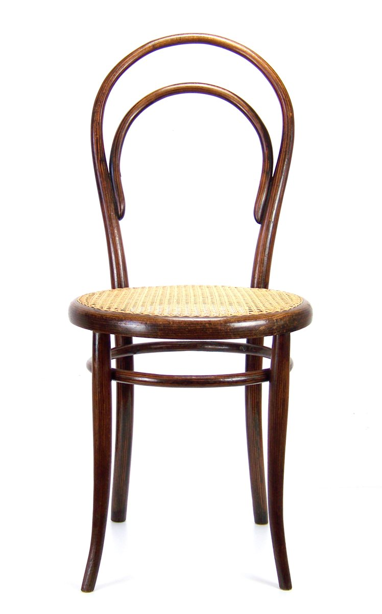 No 14 viennese chair from gebr der thonet 1860s for sale for Sedia 14