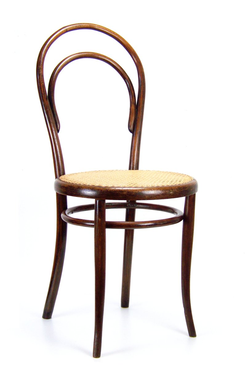 no 14 viennese chair from gebr der thonet 1860s for sale at pamono. Black Bedroom Furniture Sets. Home Design Ideas